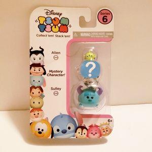 Disney Tsum Tsum Series 6 Pack - NEW